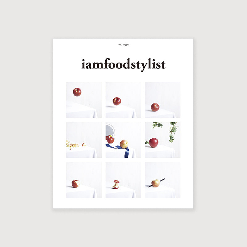 iamfoodstylist vol.14 apple